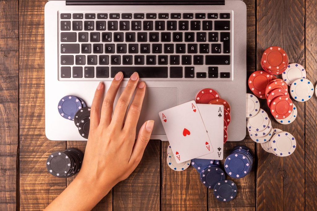gambling games that require skill